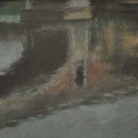 acque-a-ponte-Sisto-1987-cm-39x54